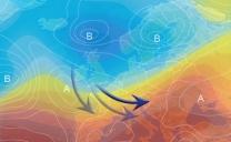 22 luglio 2020…tra piene azzorre e periodici disturbi atlantici…