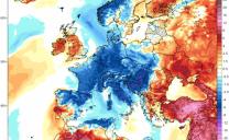 Nessuna ondata di calore sull'Italia fino a fine mese 🌬️⛈️Luglio 2020 fresco ed instabile 🌩️