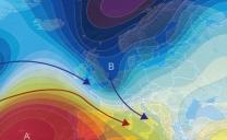 13 novembre 2020…segni di nord-atlantico…