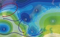23 dicembre 2020…inizio anno tra il freddo e l'atlantico…
