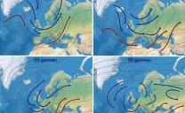 28 dicembre 2020…il corso possibile del freddo, da qui al 6 gennaio…