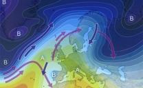 20 febbraio 2021…alta pressione e clima mite ad oltranza…