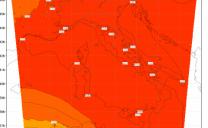 l'Anticiclone si rinforza: picco di caldo tra 30 marzo e 1 aprile, temperature fino a +26°C