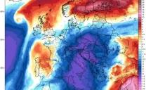 Nuova Irruzione fredda, a Inizio Primavera, e freddo a oltranza sull'Italia?