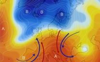 l'Anticiclone fa esplodere la Primavera con punte di 25/26 gradi: ma nel weekend di Pasqua nuovo ribaltone