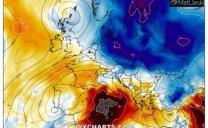 Da domenica fase primaverile più calda ma a tratti piovosa sulle regioni settentrionali nel corso della prossima settimana