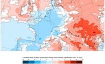 La tendenza meteo del modello di previsione europeo per le prossime 4 settimane.