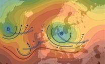 22 agosto 2021…settimana nel segno di aria più fresca ed instabile…