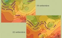 19 settembre 2021…dinamiche troposferiche in atto…