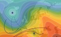 23 ottobre 2021…le possibilità del sub-tropicale e degli affondi atlantici nel medio-lungo termine…