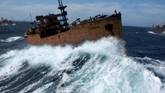 Triangolo delle Bermuda: dopo 90 anni riappare la nave SS Cotopaxi