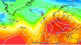 3 Giugno Ore 14, punte di 34 gradi in Italia, caldo eccezionale