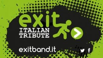 Exitband Italian Tribute in concerto 24 Ottobre ore 22:30 Carmignano di Brenta (PD)  : Tempo stabile
