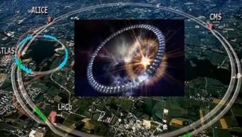 Misteriose anomalie atmosferiche sui laboratori del CERN di Ginevra
