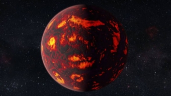 Primo 'sguardo' sull'atmosfera di un sosia della Terra