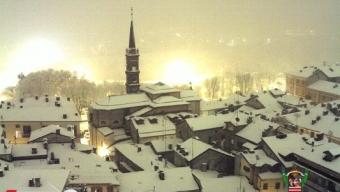 L'Inverno si è fermato a…..Cuneo!