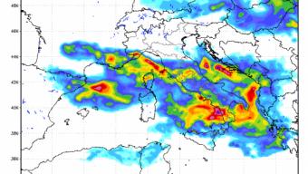 Puglia e Basilicata: clima più freddo! Venerdì torna il maltempo, fuori gli ombrelli!