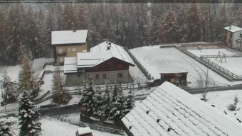 Sulle Alpi è tornata la neve……finalmente!