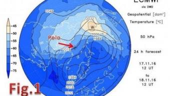 Ancora su ondata freddo prevista per dicembre: arriverà?
