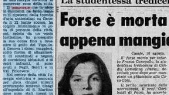 10 Agosto 1976, disastro sul Levante Ligure