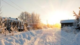 Ancora in aumento la neve in Siberia