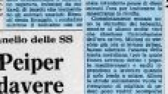 Caldo Pazzo in Germania 17 Luglio 1976