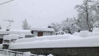 La prossima notte, neve anche a Roma??
