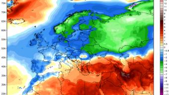 Marzo 2018 , freddo al nord ma mite al sud.