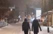 La nevicata a Livigno