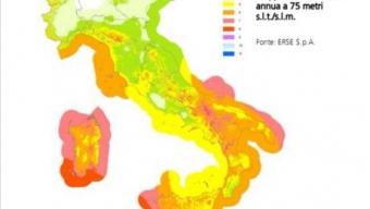 Le regioni più ventose d'Italia : Sardegna, Puglia e Sicilia.