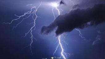 Fresco e temporali a più riprese sull'Italia