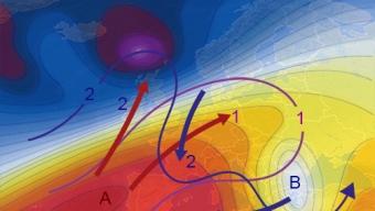 25 ottobre 2020…il meteo rebus di inizio mese…