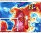 L'Italia tra freddo artico🥶 e aria calda subtropicale nel corso della prossima settimana. 🌡️