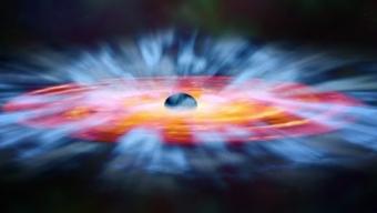 C'è un buco nero supermassiccio che viaggia nello Spazio a 177mila km/h e nessuno sa perché: un mistero e 2 ipotesi