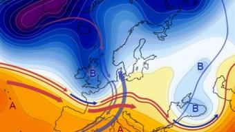 Previsioni Meteo, sarà una Pasqua da incubo nel Nord Europa: violentissimo Ciclone Polare tra Islanda e Regno Unito