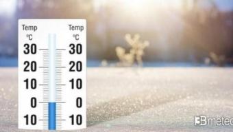 CLAMOROSA anomalia termica: correnti da nord-est FREDDE costanti, come mai?