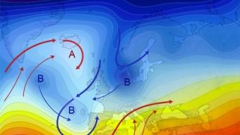 16 aprile 2021…dinamismo stagionale nel segno degli estremi…