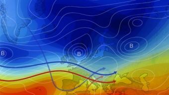 28 aprile 2021…inizio maggio nel segno del perfetto occidente e, in parte, dell'anticiclone atlantico…