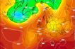 Fresco ed instabile su parte dell'Italia tra il 30 maggio e il primo giorno di giugno.