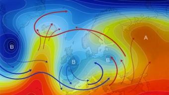 07 maggio 2021…variabilità e perturbazioni atlantiche all'orizzonte…