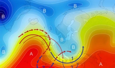 14 maggio 2021…esame meteo della terza decade del mese…