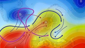 24 maggio 2021…flussi instabili settentrionali piuttosto che caldo e stabilità…