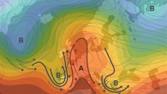 01 settembre 2021…braccio di ferro tra atlantico e sub-tropicale mediterraneo…