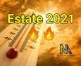 Molto calda e afosa l'Estate 2021 al NW , oggi parliamo di Giugno 2021